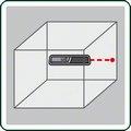 Точечный лазер для высокоточного переноса высота внутри помещения / bolgarka.kz