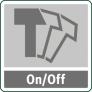 Функцию ударного нагружения можно подключать и отключать
